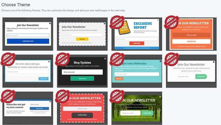 8 кращих сервісів для створення pop up (спливаюче вікно на сайті)