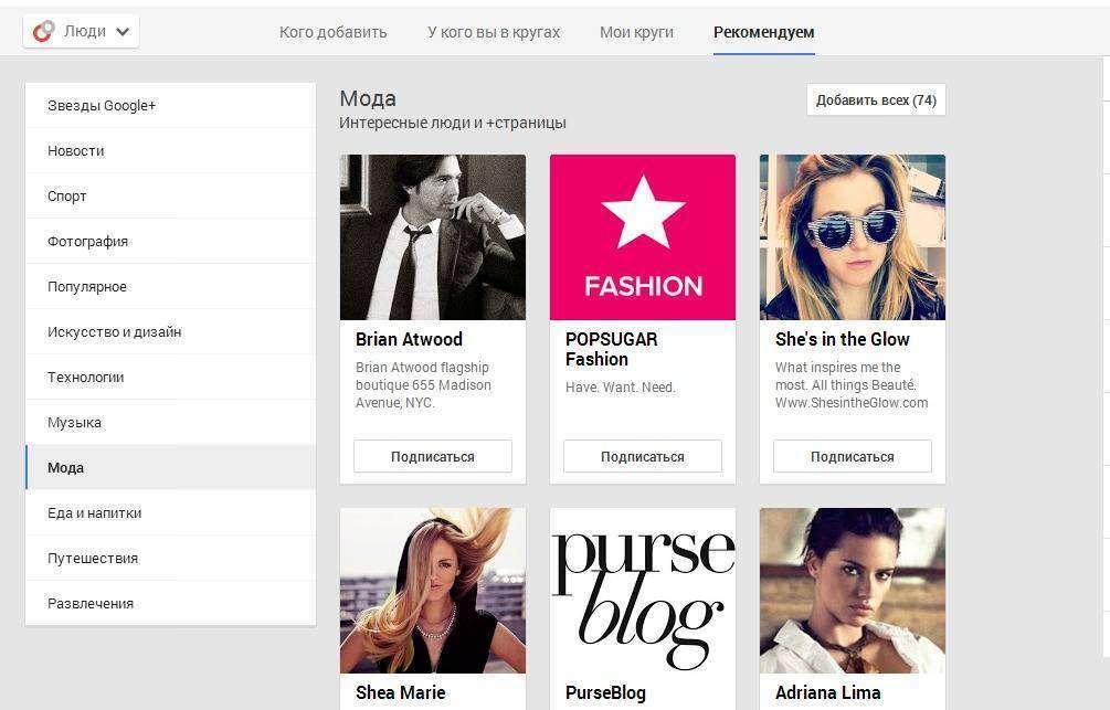 Google+: найважливіші параметри та інструменти для просування вашого бізнесу