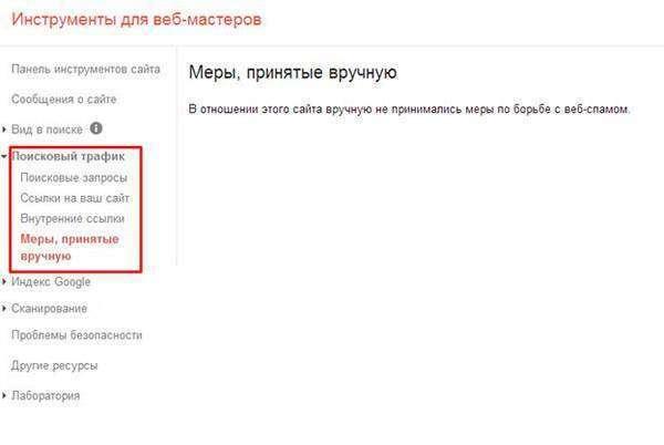 Що робити, якщо ви підозрюєте санкції пошукових систем