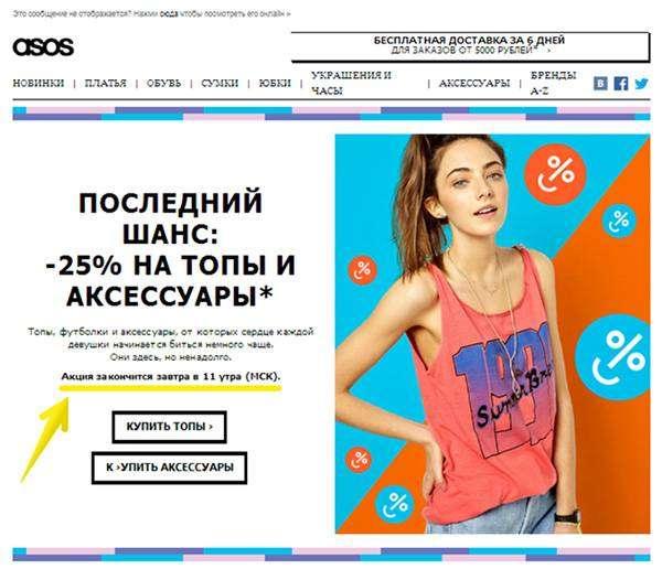 Як використовувати принципи дефіциту та строковості на сайтах ecommerce