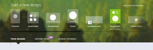 Як створювати візуальний контент за допомогою зручного і дешевого інструменту Canva