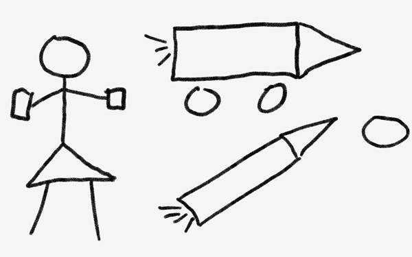 Як за допомогою простих малюнків висловлювати ідеї і робити публікації привабливими