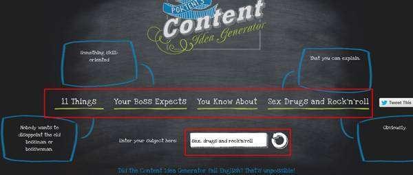 Про що написати в блозі, коли писати не про що: 99 контент-ідей