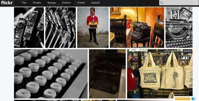 Як використовувати Flickr для просування бізнесу