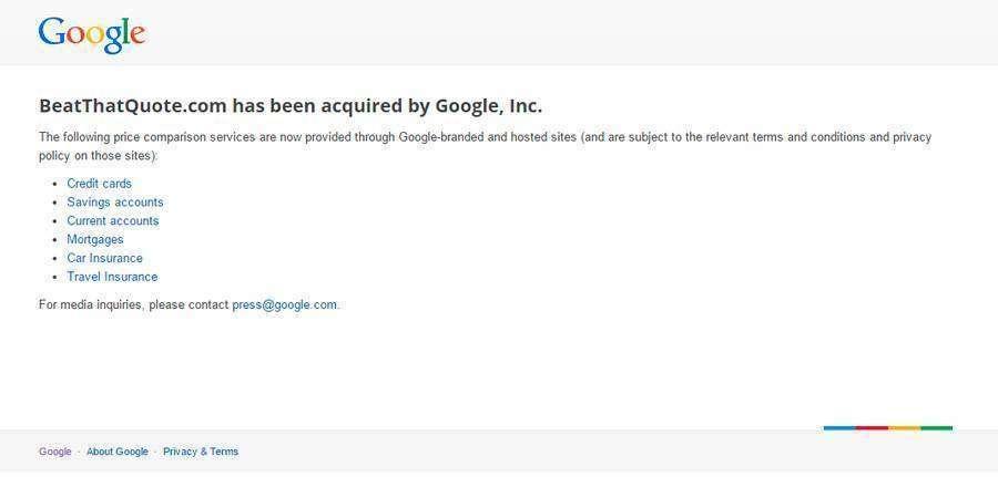9 невдач корпорації Google