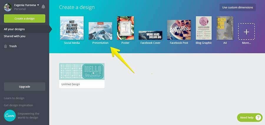 Як зробити класну презентацію, якщо ви не дизайнер